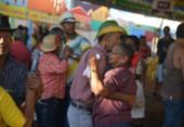 São João: Forrozeiros da melhor idade curtem o Forró do Idoso 2018 | Foto: Marcelo Machado | Divulgação