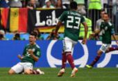 Atual campeã, Alemanha cai diante do México na estreia da Copa em Moscou | Foto: AFP