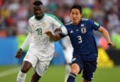 Veja imagens de Japão x Senegal | Foto: