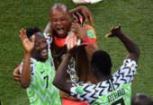 Nigéria vence Islândia e mantém Argentina viva na Copa | Foto: AFP