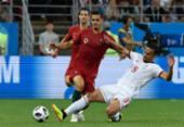 Veja imagens do jogo entre Portugal x Irã | Foto: