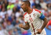 Confira imagens de Costa Rica x Sérvia | Foto: