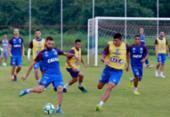 Bahia faz último treino no Fazendão antes de pegar o Corinthians | Foto: Felipe Oliveira | EC Bahia
