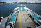 Travessia Salvador - Mar Grande tem expectativa de aumento de embarques | Foto: Raul Spinassé | Ag. A Tarde