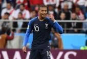 Mbappé é o mais jovem a marcar pela França em Copas do Mundo | Foto: Franck Fife | AFP