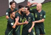 Dinamarca e Austrália lutam por segunda vaga nos próximos jogos | Foto: Emmanuel Dunand | AFP