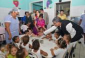 Indiano Prêmio Nobel da Paz 2014 visita a Mansão do Caminho | Foto: Shirley Stolze l Ag. A TARDE