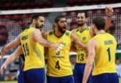 Seleção masculina atropela Austrália e encerra série negativa na Liga das Nações | Foto: