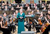 Neojiba recebe regente Ligia Amadio em concerto no TCA | Foto: Lenon Reis | Neojiba | Divulgação