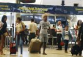 Movimento de retorno a Salvador após São João é tranquilo nesta segunda | Foto: Raul Spinassé | Ag. A TARDE