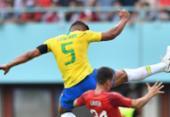 Se a Seleção quer empolgar, terá que pagar à vista. Perdeu crédito | Foto: Joe Klamar l AFP
