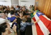 Familiares, amigos e admiradores se despedem de Waldir Pires | Foto: