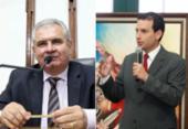 Presidentes da ALBA e Câmara dos Vereadores lamentam perda de Waldir Pires | Foto: Luciano da Matta | Ag. A TARDE e Sandra Travassos | ALBA