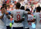 Inglaterra faz 6 a 1 no Panamá e garante vaga nas oitavas | AFP