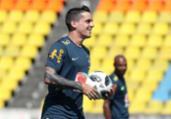 Fagner substituirá Danilo em jogo contra Costa Rica | Lucas Figueiredo | CBF