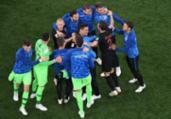 Croácia faz 3 a 0 e deixa Argentina em situação complicada | Kirill Kudryavtsev | AFP