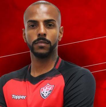Jogador participará do time após a Copa - Foto: Reprodução   Esporte Clube Vitória