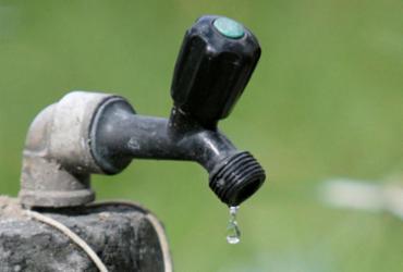 Fornecimento de água será interrompido no subúrbio ferroviário e em Lauro de Freitas | Luciano da Matta | Ag. A TARDE