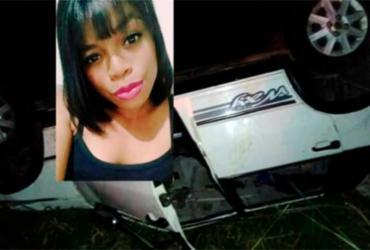 Vítima de acidente na BA 263 morre em hospital   Reprodução   Site Vitória da Conquista Noticias