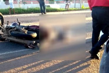 Jovem de 21 anos morre em acidente de trânsito em Feira de Santana
