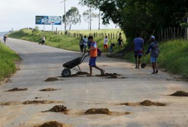 Caminhos do São João exigem cuidados nas rodovias baianas | Luciano da Matta | Ag. A TARDE