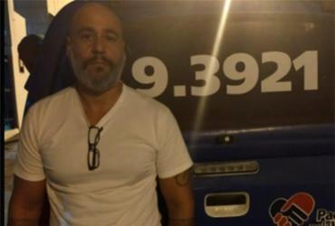Suspeito é preso ao tentar assaltar policial com arma de brinquedo | Divulgação | SSP-BA