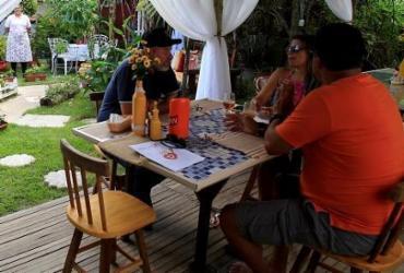 Restaurante na Praia do Flamengo tem clima de casa de vó e preços honestos | Adilton Venegeroles / Ag. A TARDE