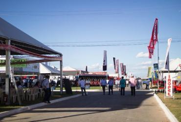 Bahia Farm Show 2018 será aberta na terça-feira (5)