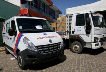 Obras de abastecimento são inauguradas em Campo Alegre de Lourdes