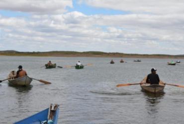 Canudos realiza 1ª Corrida de Barco