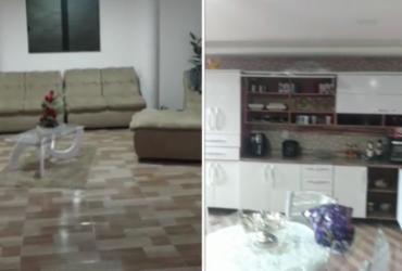 Polícia localiza casa com itens de luxo de líder de tráfico na Santa Cruz   Divulgação   SSP