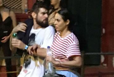 Alinne Rosa e filho de Saulo são flagrados juntos em Lençóis | Divulgação | Alô Alô Bahia