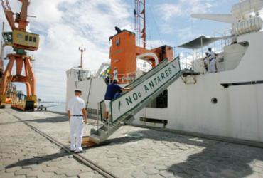 Marinha abre concurso com 123 vagas na área da saúde | Luciano da Matta | Ag. A TARDE