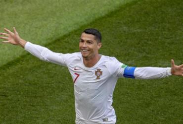 Confira imagens de Portugal x Marrocos |
