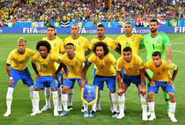 Veja imagens do jogo entre Brasil x Suíça |