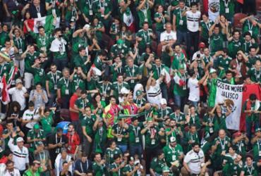 Fifa abre processo disciplinar contra México por cantos homofóbicos | Antonin Thuillier | AFP