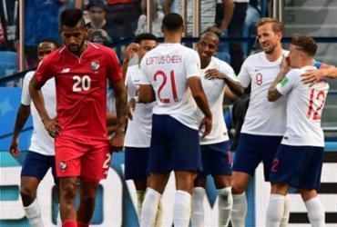Veja imagens de Inglaterra x Panamá |
