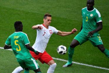 Confira imagens de Polônia x Senegal |