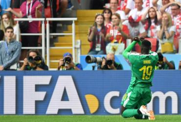Senegal bate Polônia e fatura 1ª vitória da África na Copa do Mundo | AFP