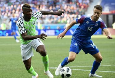 Veja imagens de Nigéria x Islândia |