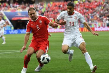 Veja imagens de Sérvia x Suíça |