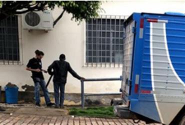 Ex-presidiário é encontrado enforcado em janela do fórum de Itiúba | Reprodução | Blog Do Netto Maravilha