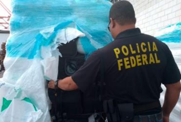 Mais de 1 tonelada de cocaína é apreendida no Porto de Salvador | Divulgação | Polícia Federal