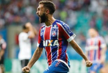 Bahia arranca empate do Botafogo nos acréscimos, mas segue no Z-4 | Margarida Neide | Ag. A TARDE