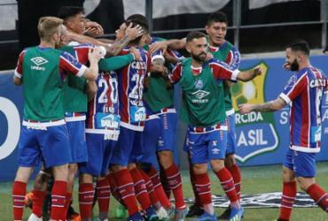 Bahia vence o Ceará na Arena Castelão e fica perto da final | LC Moreira | Estadão Conteúdo
