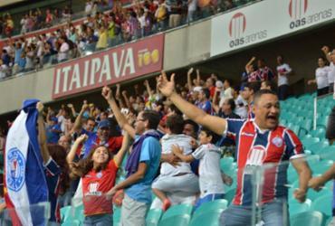 Ingressos para Bahia x Corinthians já estão à venda | Erik Salles | Ag. Bapress