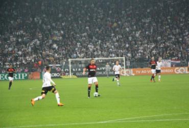Vitória joga bem e consegue ponto precioso contra o Corinthians | André Hiltner | Esporte Clube Vitória