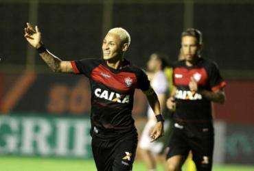 Confira as imagens de Vitória x Chapecoense pelo Brasileirão |