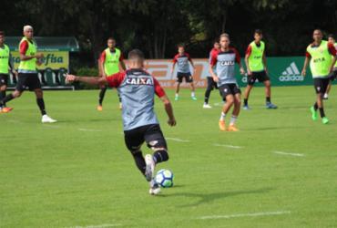 Vitória finaliza preparação para duelo contra o São Paulo | André Hiltner | EC Vitória