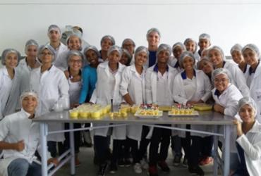 Estudantes do curso técnico de Jaguaquara aprendem a fazer receitas juninas